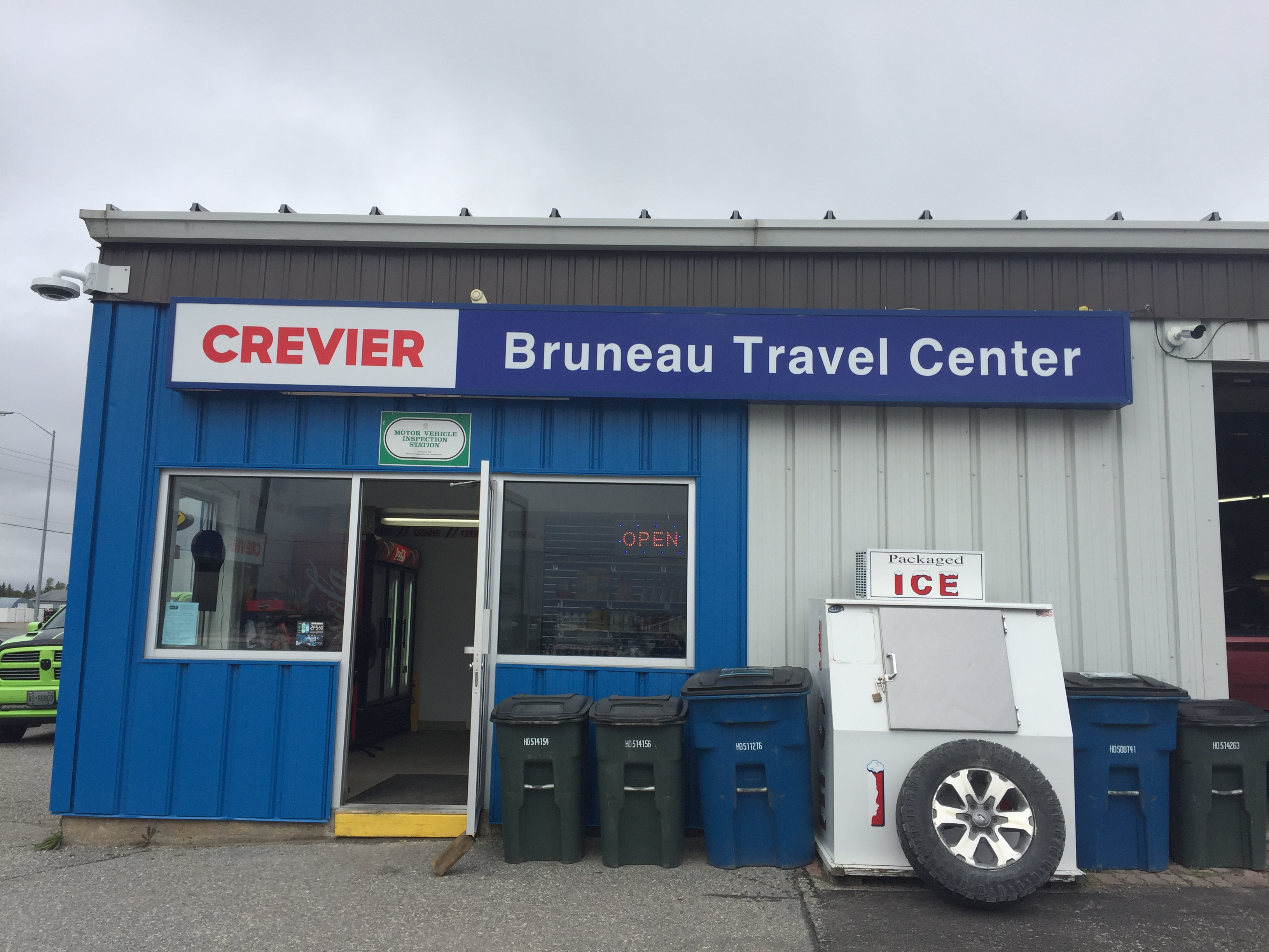 Bruneau Travel Centre Ltd.