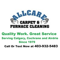 Allcare Carpet and Furnace Cleaning - Cochrane, AB T4C 0H4 - (403)932-5483   ShowMeLocal.com
