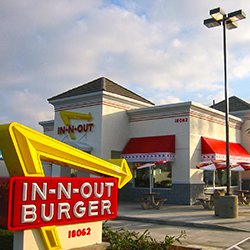 image of the In-N-Out Burger