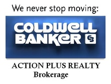 Gail Bouw , Coldwell Banker Action Plus Realty Brokerage - Simcoe, ON N3Y 1V5 - (519)718-3629 | ShowMeLocal.com