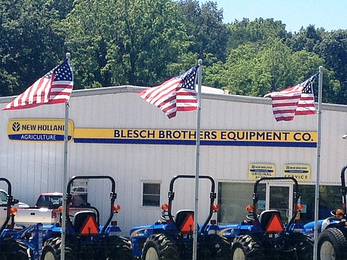 Blesch Brothers Equipment Co., Inc. - Holland, IN 47541 - (812)536-3486 | ShowMeLocal.com
